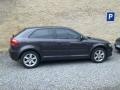 Audi A3 tonovani autoskel pomoci autofolie Llumar AT35