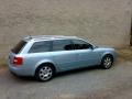 Audi A6 avant s instalovanymi protislunecnimi autofoliemi Llumar ATR5,15,35