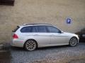 BMW 3 combi - protislunecni autofolie Llumar AT35GR