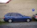 BMW 5 combi - protislunecni autofolie Llumar AT5,15