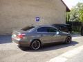 BMW 5 combi - protislunecni autofolie Llumar AT5,15,35GR