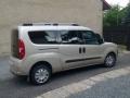 Fiat Doblo  - protislunecni autofolie Llumar ATR5