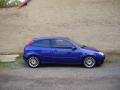Ford Focus - protislunecni autofolie Llumar AT50,35