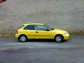 Honda Civic - protislunecni autofolie Llumar 15