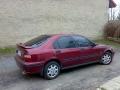 Honda Civic  - protislunecni autofolie Llumar AT15,35GR