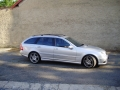 Mercedes Benz C AMG combi instalace protislunecni autofolie atr35