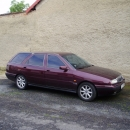 Lancia Kappa combi - protislunecni autofolie Llumar AT15,35