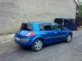 Renault Megane instalace protislunecni autofolie Llumar AT70,5