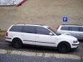 VW Passat combi instalace protislunecni a bezpecnostni autofolie Llumar AT15
