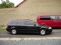 VW Passat combi instalace protislunecni autofolie Llumar AT5,15